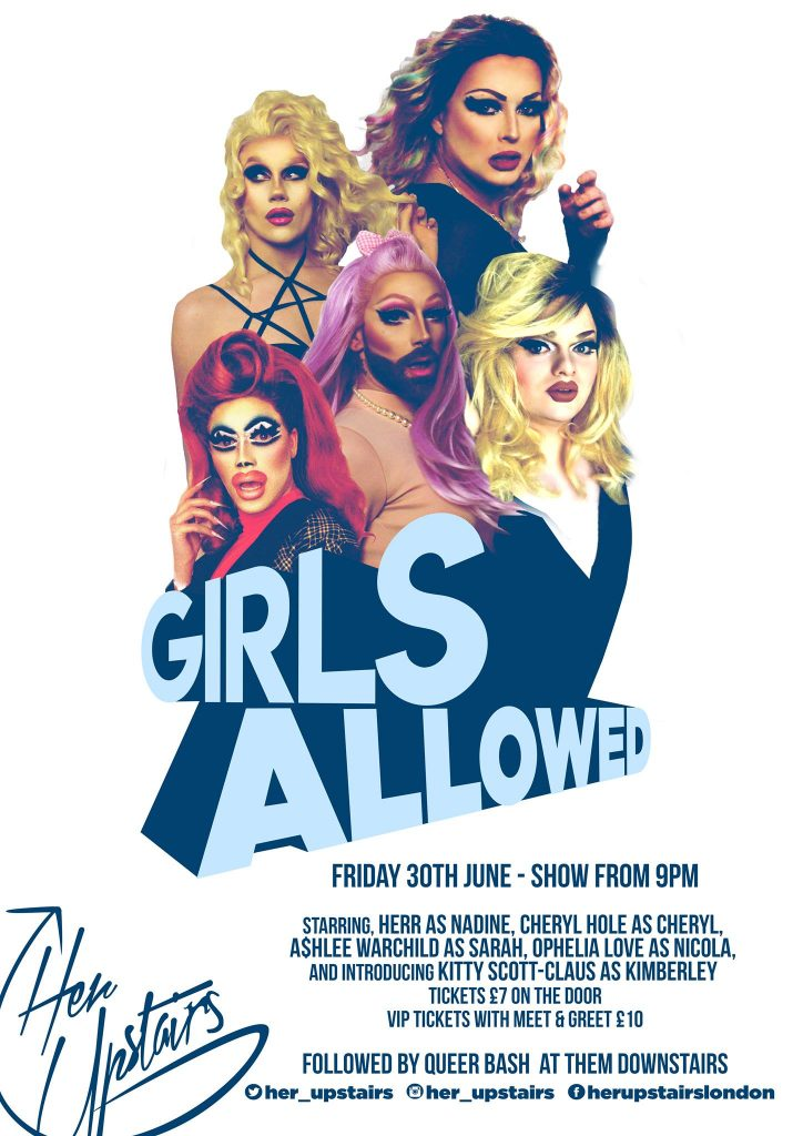 GIRLS ALLOWED -Girls Aloud like you have never seen them before